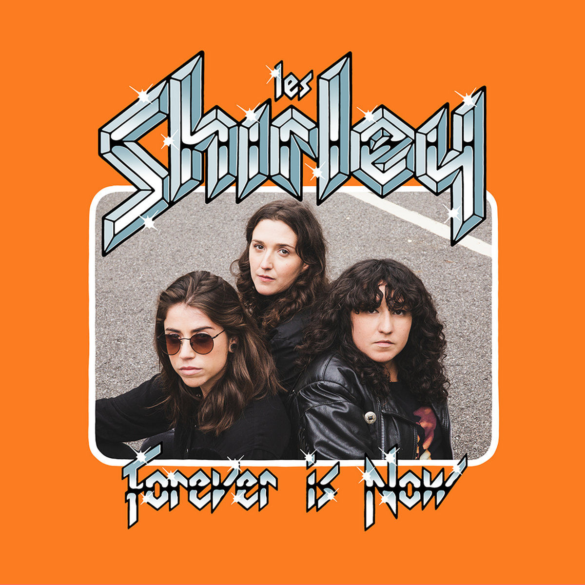 Les Shirley - Forever Is Now