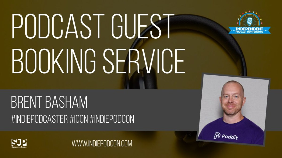 Podcast booking service
