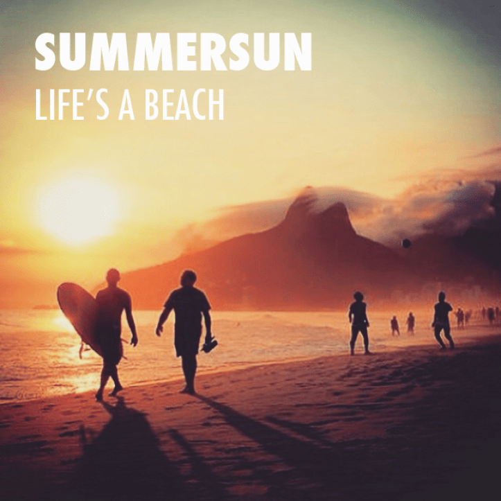 Summersun - Life's A Beach (blog)