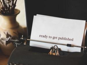 Publishing Assistance