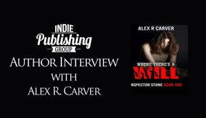 Author Interview Alex R. Carver