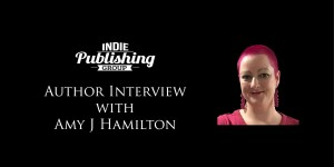 Author Interview Amy J Hamilton