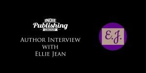 Author Interview Ellie Jean