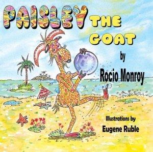 Rocio Monroy Cover
