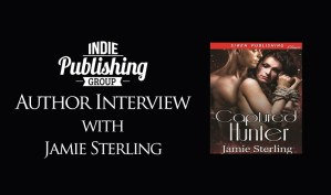 Jamie Sterling Author Interview
