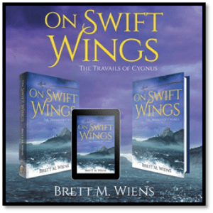 Author Brett Wiens