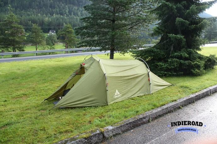 tenda vaude campo arco 2p norvegia