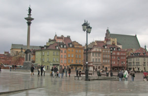 Varsavia Piazza Castello