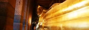 Buddha Reclinato – ASPETTATIVE