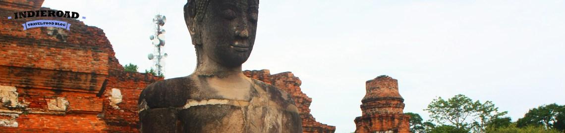 Cascate di Erawan Thailandia Banner