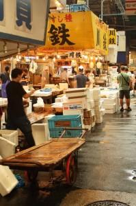 mercato del pesce fish market tokyo giappone 2