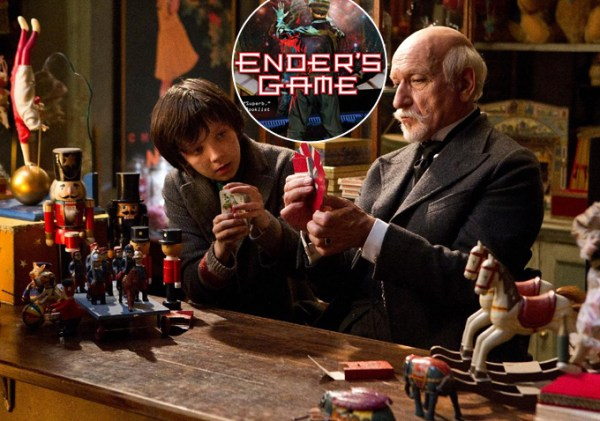Ben Kingsley Will Play 'Ender's Game' With 'Hugo' Co-Star ...