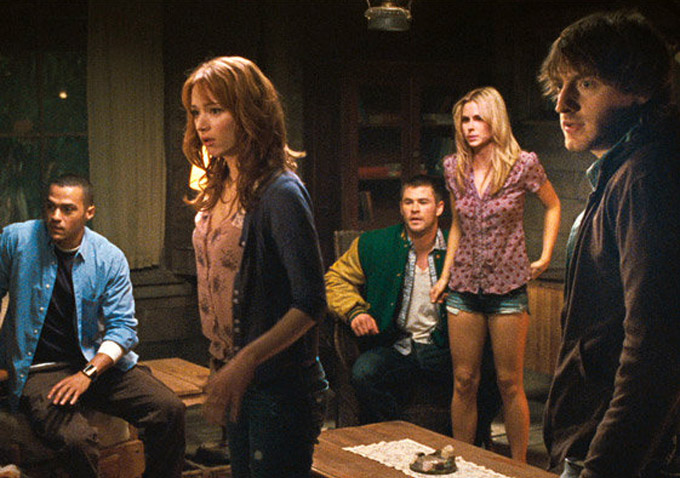 Image result for 2012 cabin in the woods