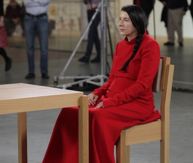 Behind The Scenes Doc Marina Abramovic The Artist Is Present Ruins The Mystique Of Her Performance Art