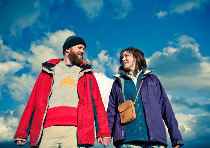 Image result for Steve Oram and Alice Lowe in Sightseers