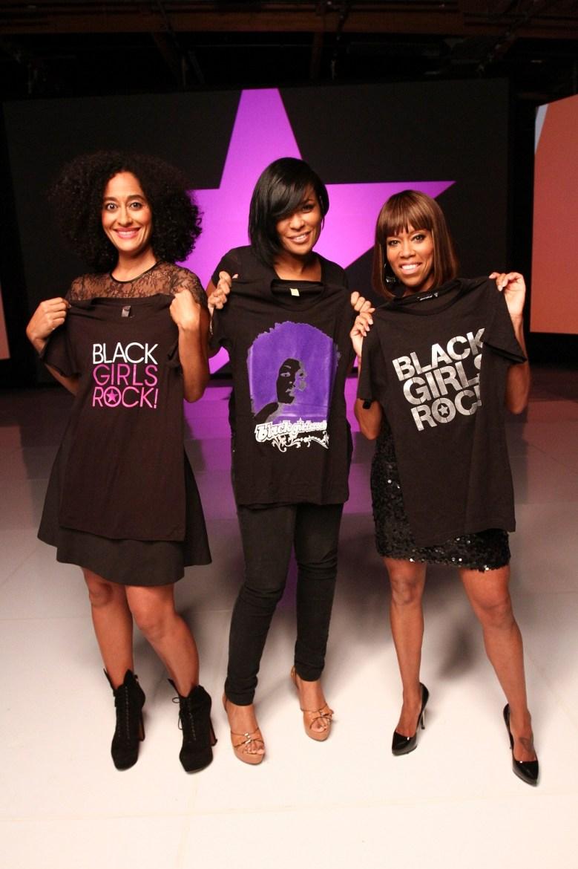 Tracee Ellis Ross, Regina King Back For BLACK GIRLS ROCK ...