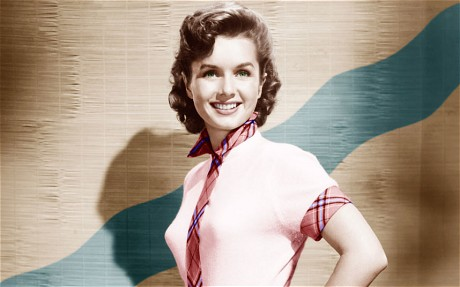 Image result for debbie reynolds young