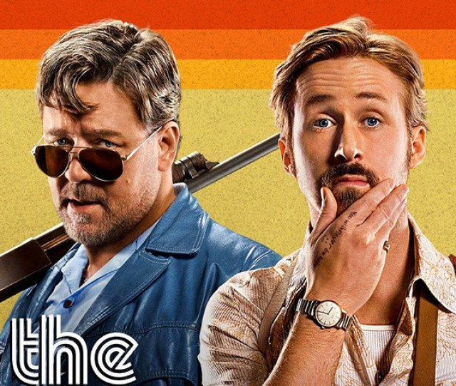 The Nice Guys New Character Posters Perfectly Capture The Retro Feel Of Ryan Gosling Russell Crowes New Movie