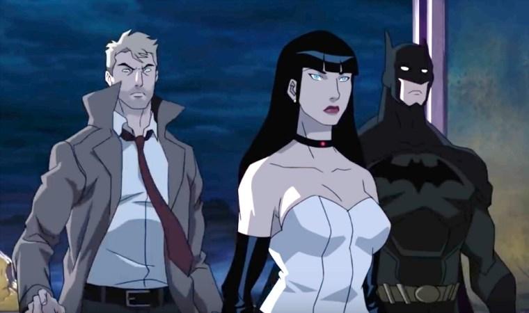 Resultado de imagem para justice league dark