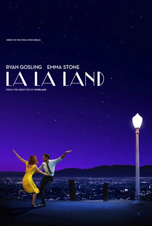 Resultado de imagen para La La Land official movie poster