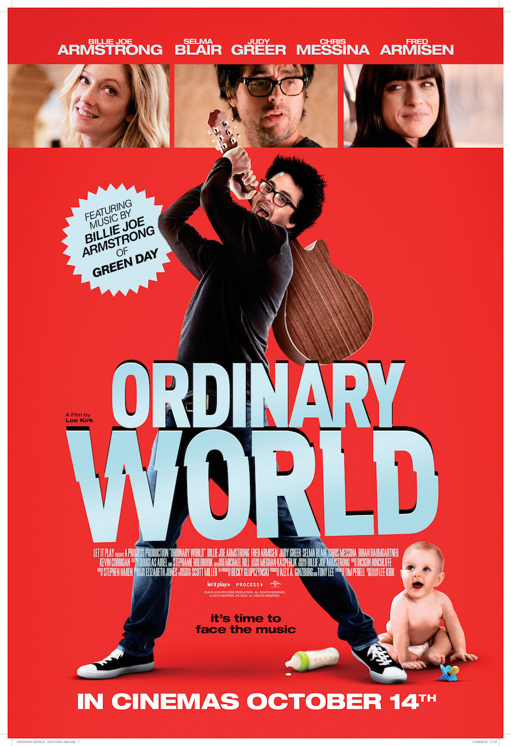 Poster do filme Ordinary World