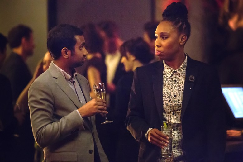"Aziz Ansari and Lena Waithe, ""Master of None"""