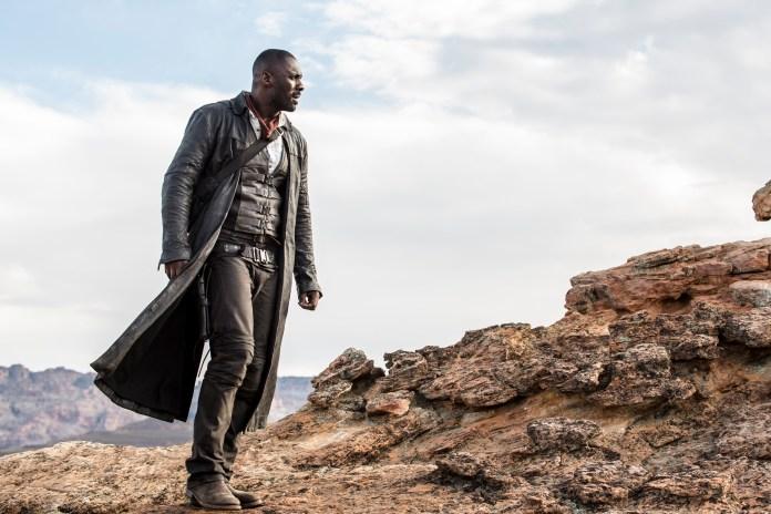 Roland Deschain (Idris Elba) in Columbia Pictures # The Dark Tower.