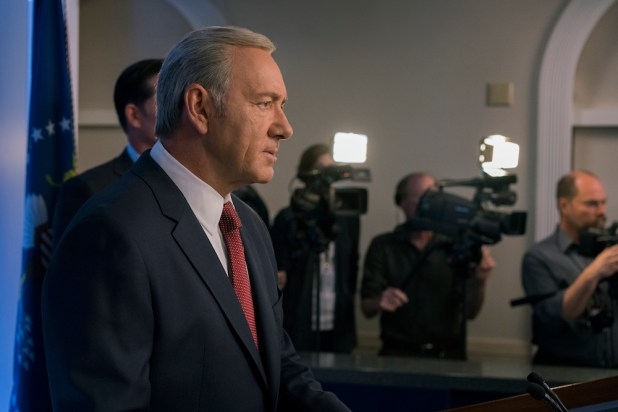 House Of Cards Season 5 Episode 1 Kevin Spacey Netflix