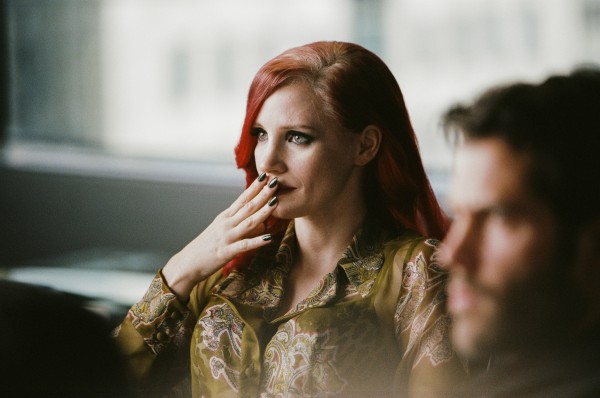 "Jessica Chastain in ""The Death and Life of John F. Donovan"""