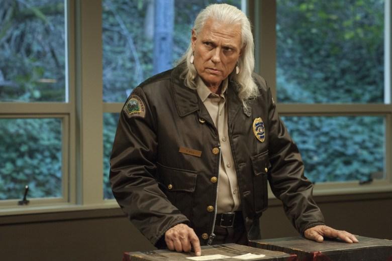 """Michael Horse, """"Twin Peaks"""""""