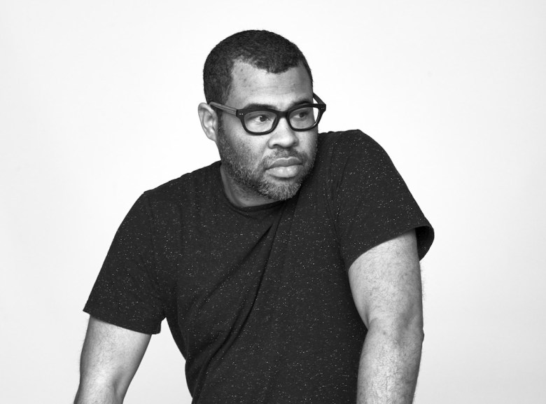 Jordan Peele photographed at the Variety Studio for the Playback PodcastJordan Peele photo shoot, Variety Studio, Los Angeles, USA - 23 Feb 2017