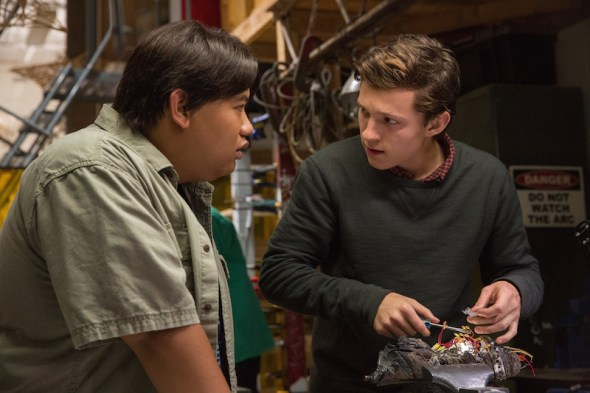 Kuvahaun tulos haulle spider man homecoming film jacob batalon