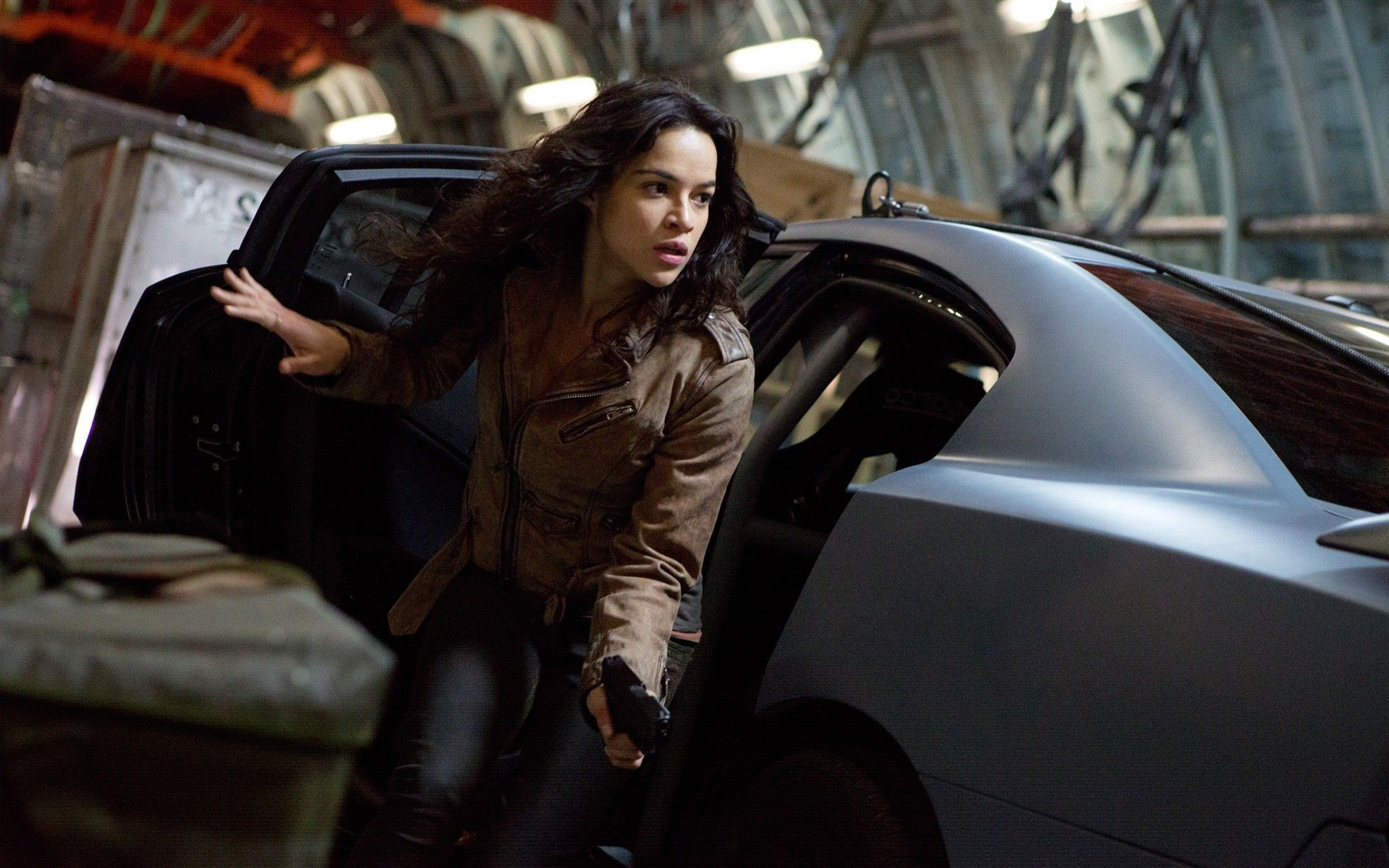 4 Ways the  Fast and Furious  Franchise Can Be More Female Friendly     Michelle Rodriguez in    Furious 6