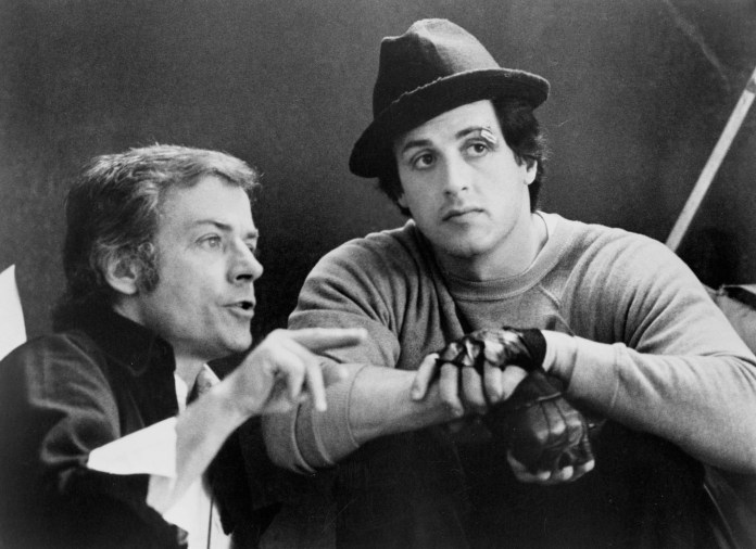 Sylvester Stallone Pays Tribute to 'Rocky' Director John G. Avildsen |  IndieWire