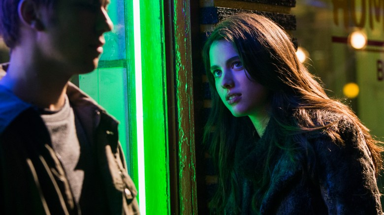 Death Note Nat Wolff, Margaret Qualley