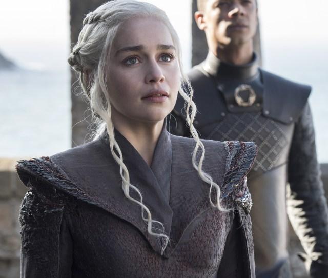 Emilia Clarke Defends Game Of Thrones Sex And Nudity People Fck For Pleasure