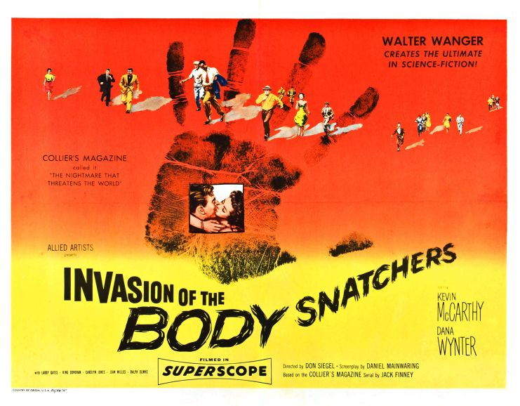 Invasion of the Body Snatchers' Scaring Up Remake at Warner Bros ...