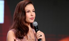 Ashley Judd Calls Harvey Weinstein's Arrest a 'Watershed Event' for the #MeToo Era