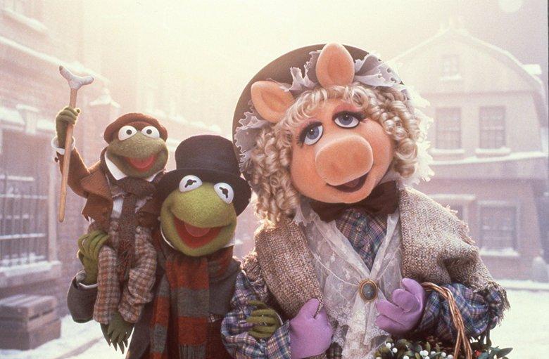 """The Muppets Christmas Carol"""