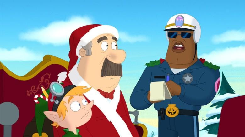 """""""How Murray Saved Christmas"""""""