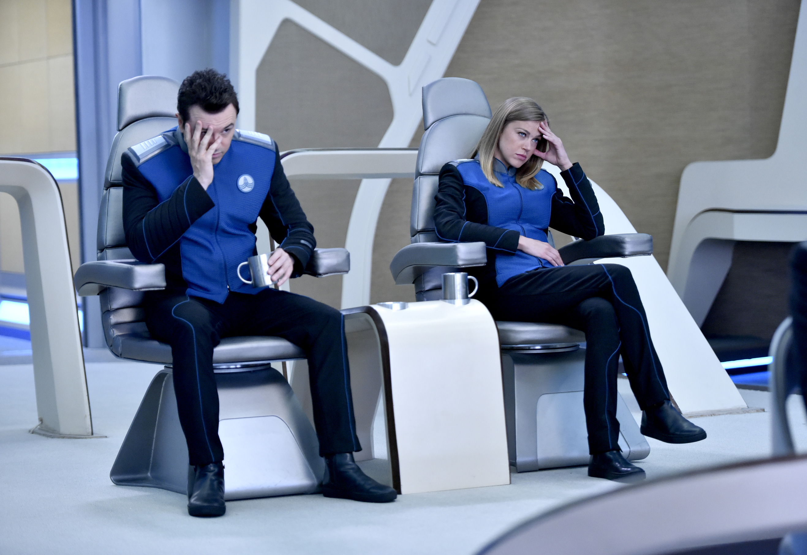 Image result for ORVILLE