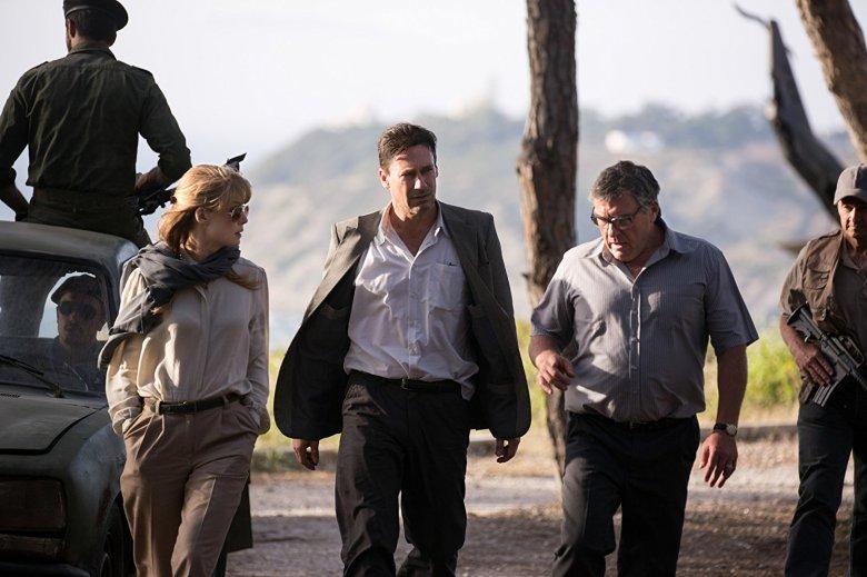 Beirut Jon Hamm Rosamund Pike Dean Norris