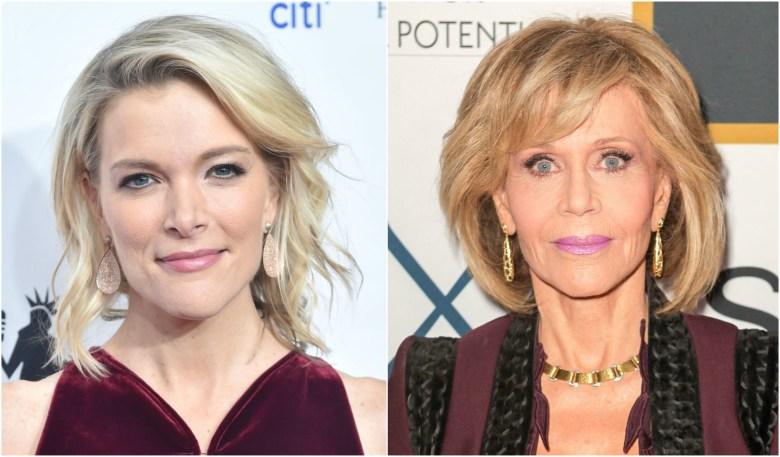 Megyn Kelly Bashes Not Proud Of America Jane Fonda