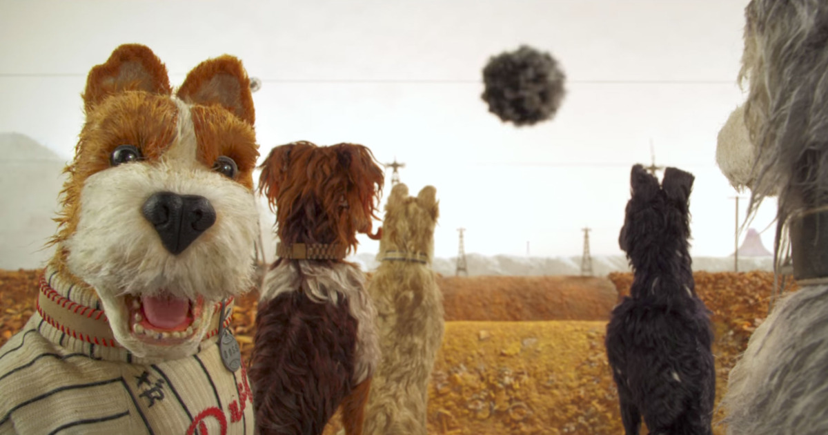 Wes Anderson S Isle Of Dogs Is Rated Pg 13 For Violent Images Indiewire