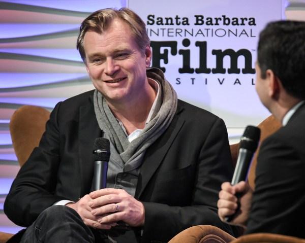 Oscar Contenders Hit the Awards Circuit in Santa Barbara ...