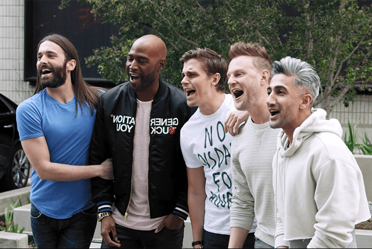 Image result for netflix queer eye