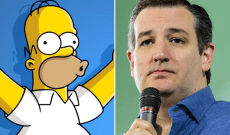 'The Simpsons' Showrunner Thinks Ted Cruz 'Should Stick A Pacifier in His Mouth' After Misunderstanding the Show