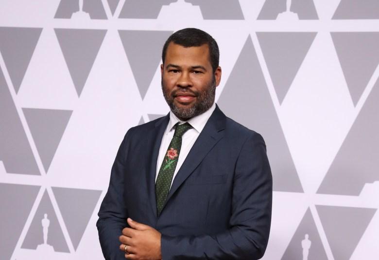 Jordan PeeleThe Academy Awards Nominees Luncheon, Los Angeles, USA - 05 Feb 2018