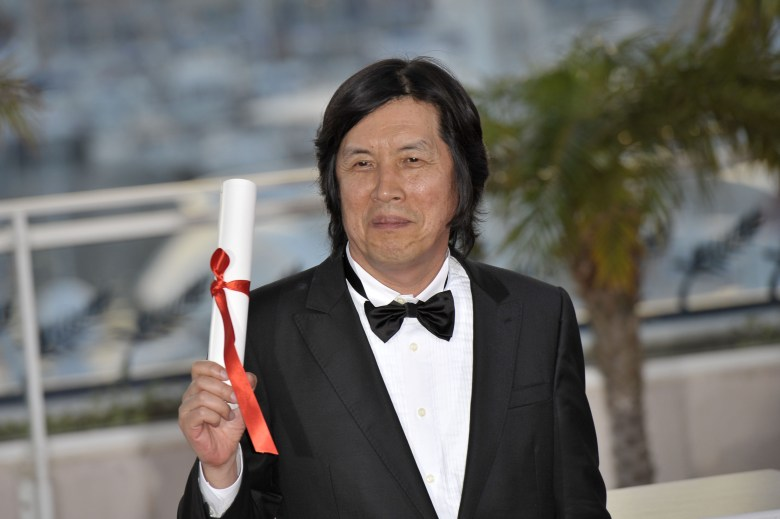 Lee Chang Dong Palme d'Or Award Ceremony Photocall at the 63rd Cannes Film Festival, Cannes, France - 23 May 2010