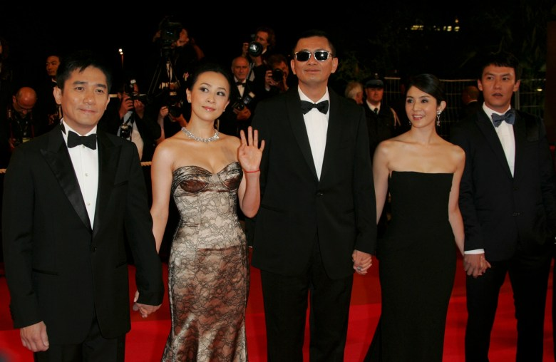 Wong Kar Wai and cast of 'Gomorroa' 2008 Cannes Film Festival 'Gomorroa' Premiere Wong Kar Wai and cast of 'Gomorroa' 2008 Cannes Film Festival 'Gomorroa' Premiere on May 18, 2008 . Cannes, France Photo ® Matt Baron/BEImages